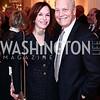 Carole Feld, Robert Heggestad. Photo by Tony Powell. Philippe Auguin Birthday Party. Residence of France. February 18, 2016