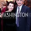 JoAnn Mason, Robert Higdon. Photo by Tony Powell. Philippe Auguin Birthday Party. Residence of France. February 18, 2016