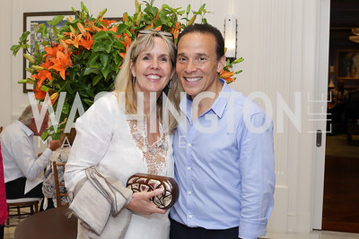 Isabel and Ricardo Ernst. Photo by Tony Powell. Maria Elena's Birthday Party. June 3, 2016