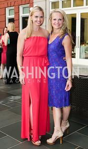 Sharon Bradley, Jamie Dorros. Photo by Tony Powell. Maria Elena's Birthday Party. June 3, 2016