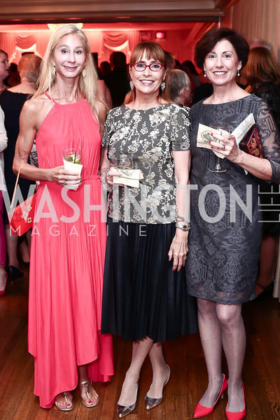 Julia Zawatsky, Suzan Kovarick, Barbara Tobias. Photo © Tony Powell. MYB 45th Anniversary Party. Kenwood Country Club. March 19, 2016