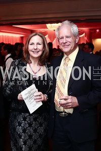 Caroline and Ian DeWaal. Photo © Tony Powell. MYB 45th Anniversary Party. Kenwood Country Club. March 19, 2016