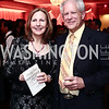 Caroline and Ian DeWaal. Photo © Tony Powell. MYB 45th Anniversary Party. Kenwood Country Club. March 19, 2016