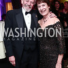Skip Larson and Michelle Lees Larson. Photo © Tony Powell. MYB 45th Anniversary Party. Kenwood Country Club. March 19, 2016