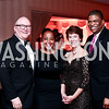 Leadership Greater Washington Class of 2012 Jim Barratt, Charlotte Reid, Michelle Lees, Fred Walls. Photo © Tony Powell. MYB 45th Anniversary Party. Kenwood Country Club. March 19, 2016