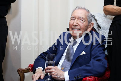 Leonard Silverstein. Photo by Tony Powell. Michelin Guide DC Launch Party. Residence of France. September 13, 2016