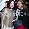 Elizabeth Burks, Jennifer Poersch. Photo by Tony Powell. Reception with Minka Kelly. January 14, 2016
