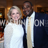 Laurie Knight, Robert Harris. Photo by Tony Powell. N Street Village 10th Annual Empowerment Luncheon. Ritz Carlton. June 9, 2016