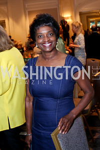 FCC Chairwoman Mignon Clyburn. Photo by Tony Powell. N Street Village 10th Annual Empowerment Luncheon. Ritz Carlton. June 9, 2016