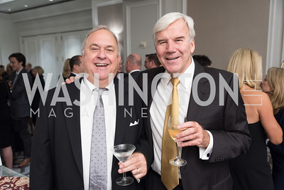 Ron Jarvis and Robert Rowan.