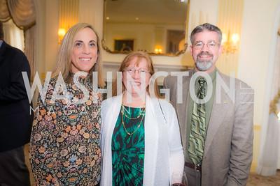 Melissa Babbage, John and Ellen Eggerton