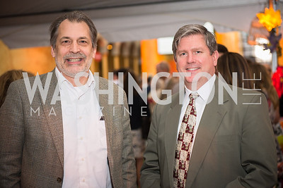 Brad Cary, Andrew Makin, National Building Museum Gala, May 24, 2016