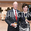 Buck and Sally Chapoton. Photo by Tony Powell. National Gallery East Wing Reopening. September 29, 2016