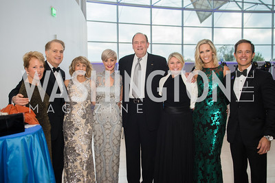 Joan Evans, Andy Manatos, Carrie Spellman, Margartia Cox, Larry Evans, Dana Edwards Manatos, ,  Laura Evans Manatos, Mike Manatos