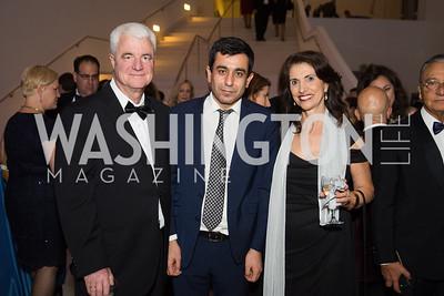 John Foley, Murad Ismael, Diane Foley