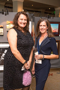 Photo By Doug Stroud Laura Smith and Kristin Noggle at the Phillips Program Fundraiser held at the Salamander Resort and Spa in Middleburg, VA.  11.19.16 www.dougstroudphotography.com