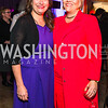 Ilyse Hogue, Amy Hagstrom Miller. Photo by Alfredo Flores. NARAL Pro-Choice America's Realizing The Promise Roe at 403. Union Market. February 17, 2016
