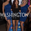 Carissa Hudson, Maya Rubio, Kennedy Taylor, PockitShip App Launch Party at Don Tito, October 19, 2016