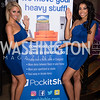 Carissa Hudson, Kennedy Taylor, PockitShip App Launch Party at Don Tito, October 19, 2016