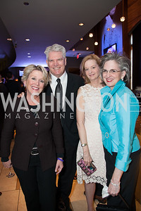 Stefanie Sanford, David Sanford, Julie Peters Meyer, Leslie Lautenslager