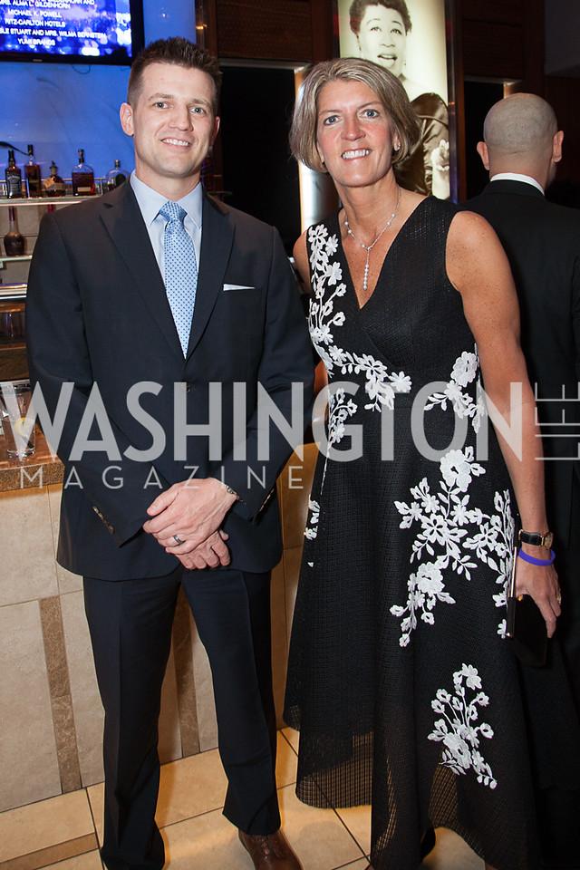 Andy Landom, Beth Ford