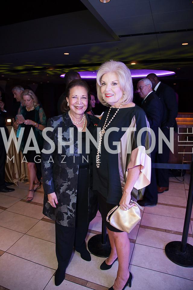 Alma Powell, Patricia Harrison