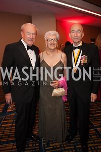 David Reichardt, Myrna Williamson, Carl McNair