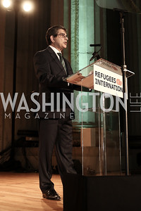 RI President Michael Gabaudan. Photo by Tony Powell. RI's 37th Annual Dinner Mellon Auditorium. April 26, 2016