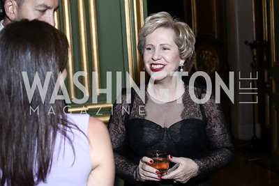 Lisa Barry. Photo by Tony Powell. RI's 37th Annual Dinner Mellon Auditorium. April 26, 2016