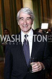 Sam Waterston. Photo by Tony Powell. RI's 37th Annual Dinner Mellon Auditorium. April 26, 2016