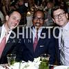Dave Grimaldi, Yelburton Watkins, Lyndon Boozer. Photo by Tony Powell. RI's 37th Annual Dinner Mellon Auditorium. April 26, 2016