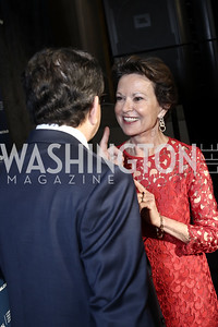 Kati Marton. Photo by Tony Powell. RI's 37th Annual Dinner Mellon Auditorium. April 26, 2016