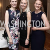Nora Helset, Mille Bisgaard, Karoline Ramnaes. Photo by Tony Powell. Reopening of the Residence of Norway. April 21, 2016