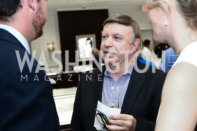 Lew Strudler. Photo by Tony Powell. 2016 Rolex Baselworld Event. L&B. June 21, 2016