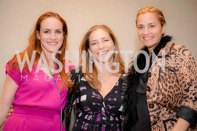 Kate Goodall, Rachel Goslins, Ami Aronson,