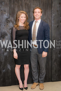 Reilly Dowd, Chris Dowd, S & R Studio Art Foundation VIP Preview, Halcyon House, December 7, 2016. Photo by Ben Droz