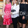 Susan Pillsbury, Annie Totah, Naira Babayan. Photo by Tony Powell. Septime's Farewell. Residence of France. June 6, 2016
