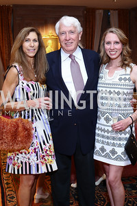 Lorie Peters Lauthier, Michael Harreld, Sarah Harreld. Photo by Tony Powell. Septime's Farewell. Residence of France. June 6, 2016