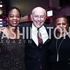 Yewande Johnson, CNMC CEO Dr. Kurt Newman, Carol Manning. Photo by Tony Powell. 2016 Shine a Light on Celiac Disease Gala. Nationals Park. January 30, 2016