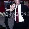 Harriet and Adam Kuhn. Photo by Tony Powell. 2016 Shine a Light on Celiac Disease Gala. Nationals Park. January 30, 2016