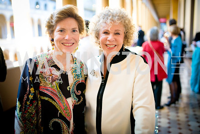 Elizabeth Beck, Susan Vallon, Smithsonian Craft Show, National Building Museum, April 20, 2016, photo by Ben Droz.