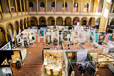 Smithsonian Craft Show, National Building Museum, April 20, 2016, photo by Ben Droz.
