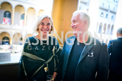 Cissel Gott Collins, Timm Albecht, Smithsonian Craft Show, National Building Museum, April 20, 2016, photo by Ben Droz.