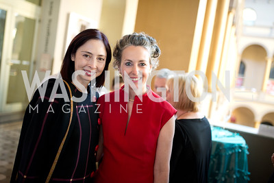 Melissa Chiu, Kate Haw, Smithsonian Craft Show, National Building Museum, April 20, 2016, photo by Ben Droz.