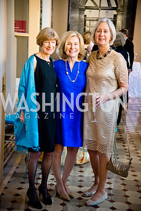 Marie Canny, Suzanne Willett, Jo Ann Symons, Smithsonian Craft Show, National Building Museum, April 20, 2016, photo by Ben Droz.