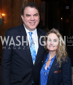 "Rep. Alan Grayson and Dr. Dena Grayson. Photo by Tony Powell. ""Snowden"" Screening After Party. Chez Billy Sud. September 7, 2016"