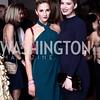 Stephanie Cafferty, Dana Nebinski. Photo by Tony Powell. 2016 SOME Jr. Gala. Women's Museum. February 5, 2016