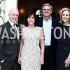 "David Bradley, Jean Case, Steve Case, Katherine Bradley. Photo by Tony Powell. Steve Case ""The Third Wave"" Book Party. Bradley Residence. March 30, 2016"
