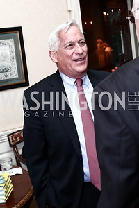 """Walter Isaacson. Photo by Tony Powell. Steve Case """"The Third Wave"""" Book Party. Bradley Residence. March 30, 2016"""