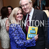 "Trish and George Vradenburg. Photo by Tony Powell. Steve Case ""The Third Wave"" Book Party. Bradley Residence. March 30, 2016"